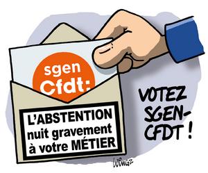 Sgen- CFDT Le Syndicat de tous les personnels