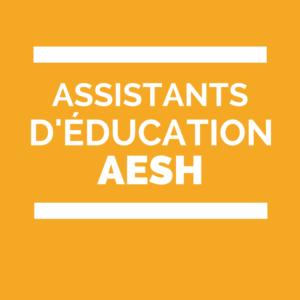 Indemnité compensatrice de la CSG des AED-AESH