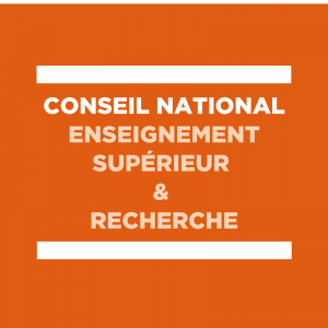 CNESER  : déclaration du Sgen-CFDT et de la CFDT